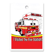 Litterbag, I Visited The Fire Station Stock