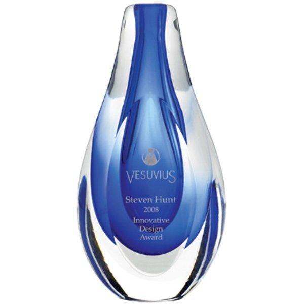 "Arctic Ice Crystal Award, 9-1/2"""