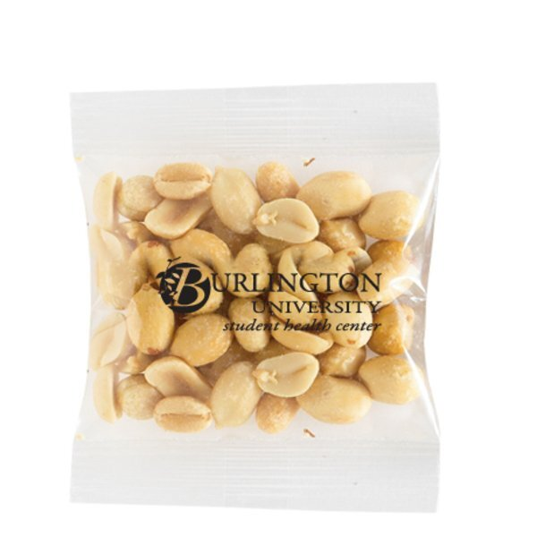 Peanuts in a Promo Snack Pack