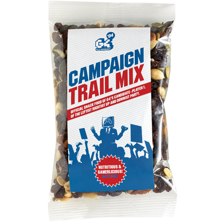 Trail Mix Promo Snack Pack