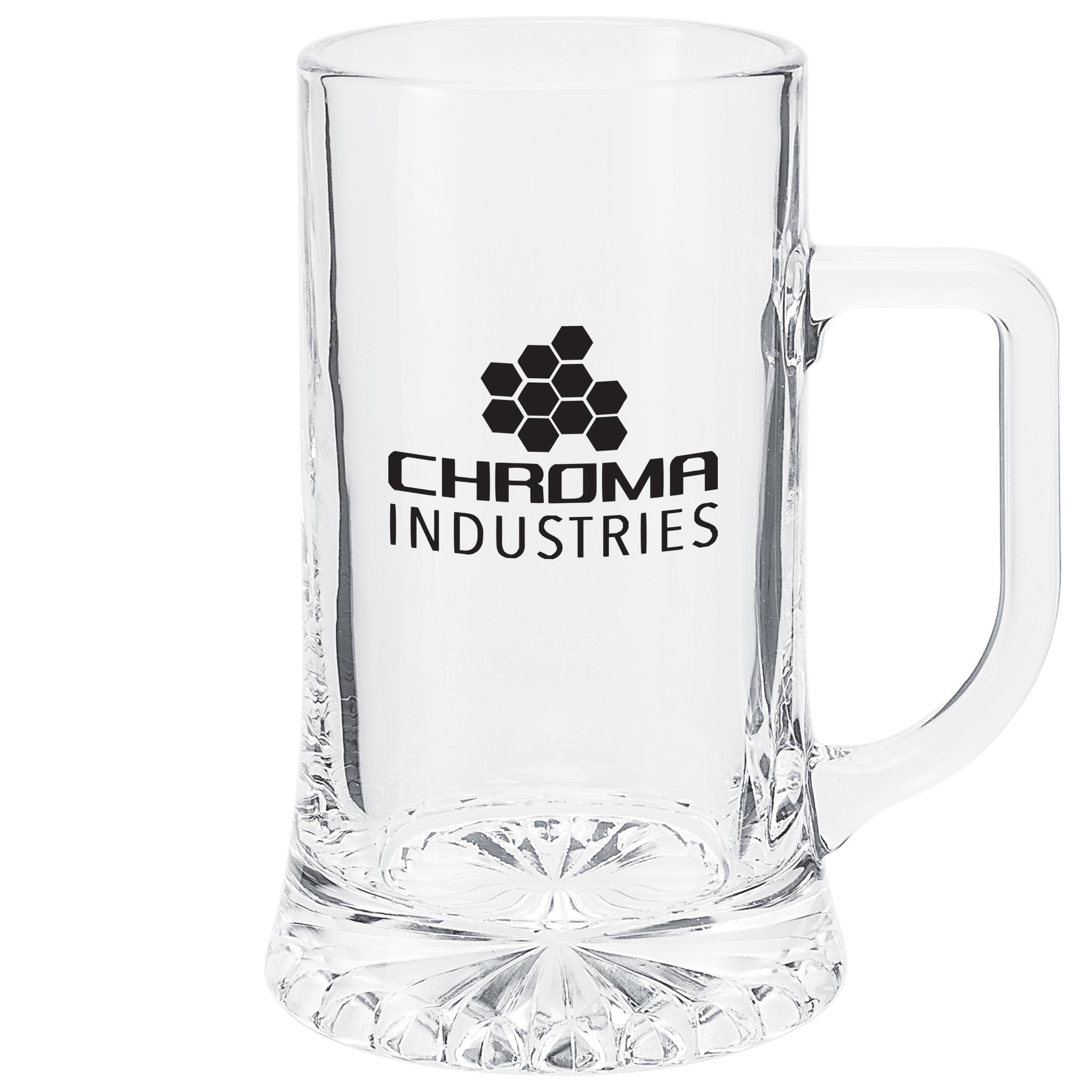 Starburst Glass Sport Mug, 17oz.
