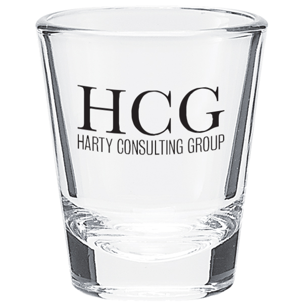 Shot Glass, Clear, 1-3/4oz.