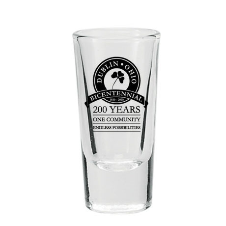 Shooter Glass, 1oz.