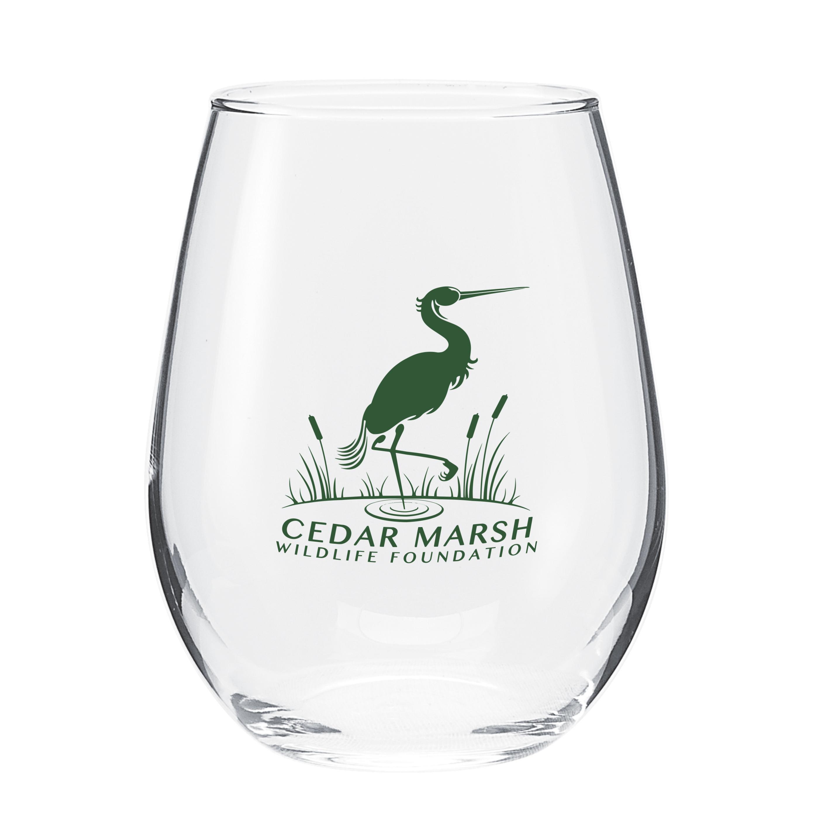 Stemless Vina Wine Taster Glass, 11-3/4oz.