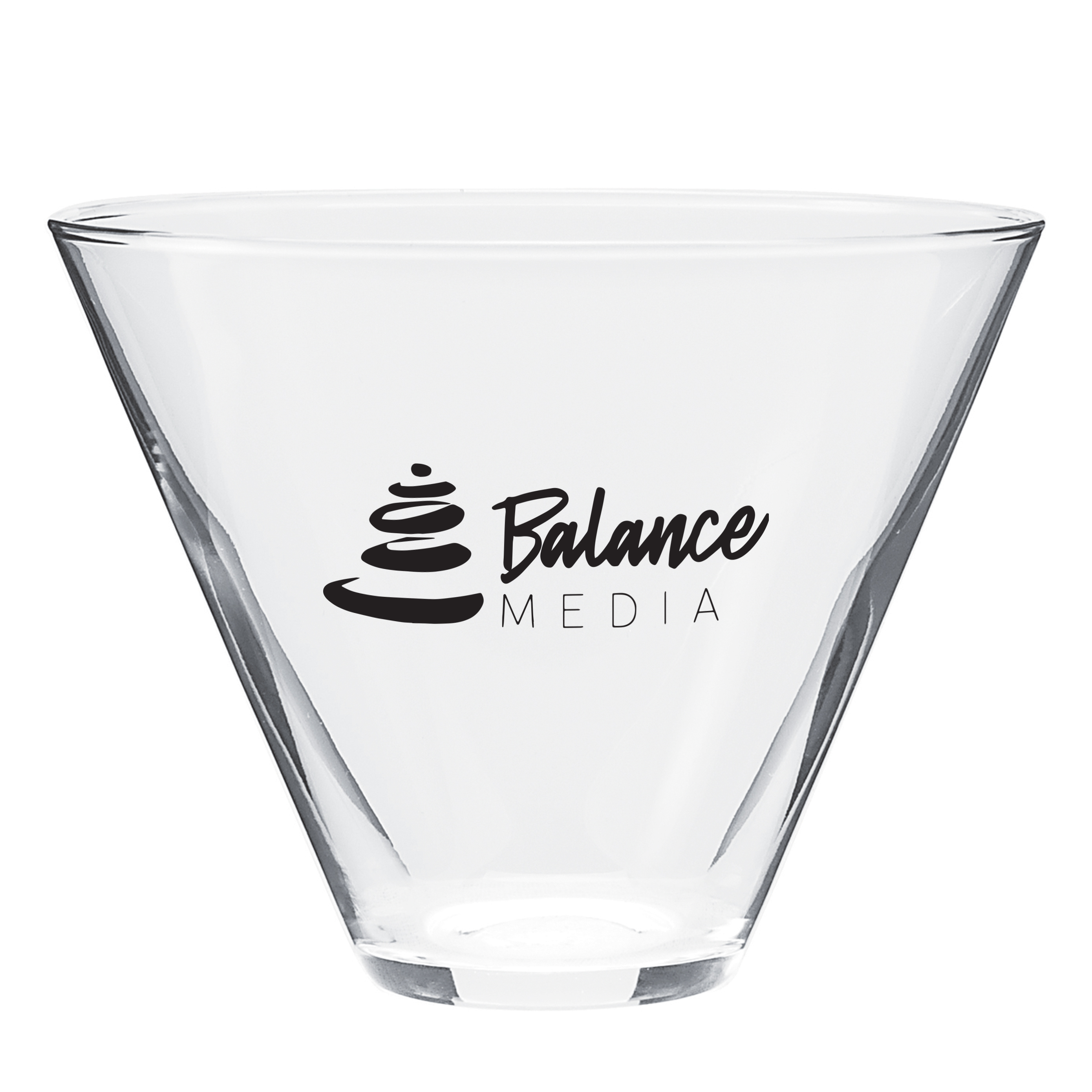 Stemless Vina Martini Glass, 13-1/2oz.