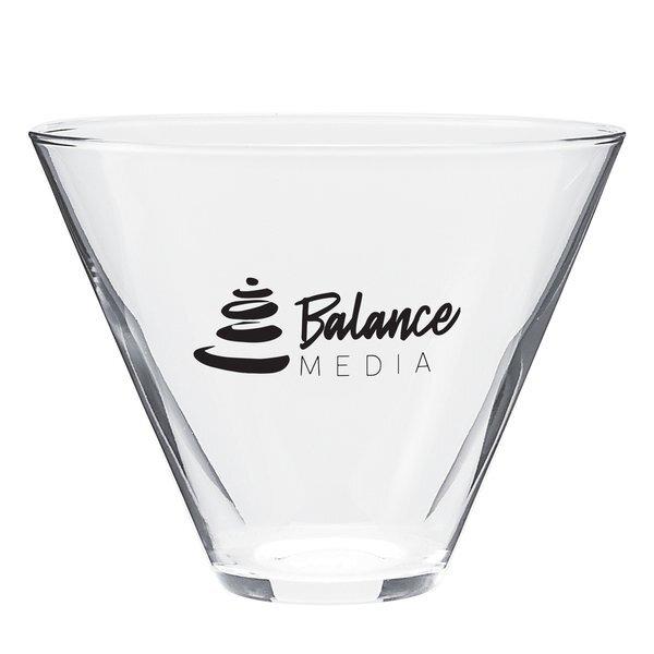 Stemless Vina Martini Glass, 13-1/2oz.