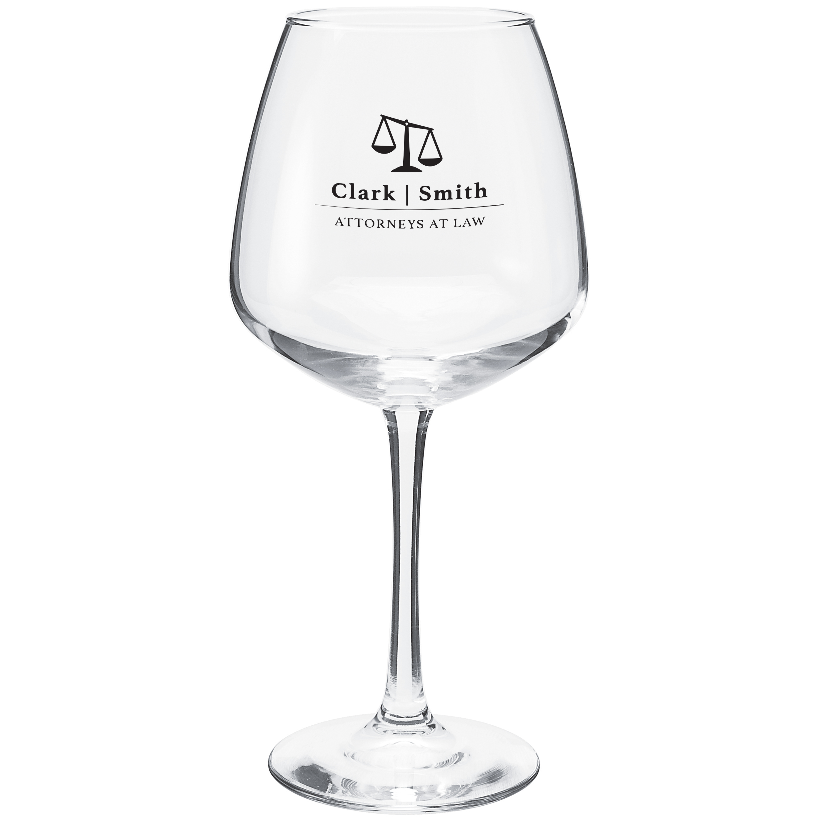 Vina Diamond Wine Glass, 18-1/4oz.