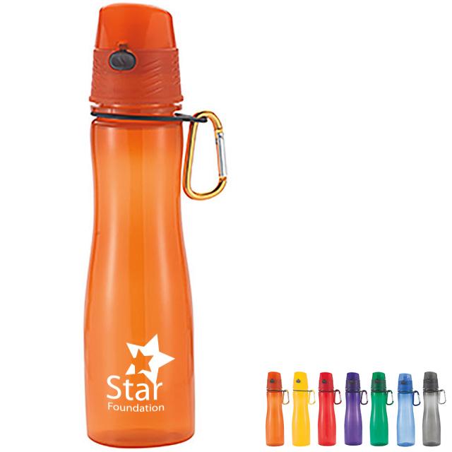 Eco Rio Biodegradable Sport Bottle, 20oz., BPA Free