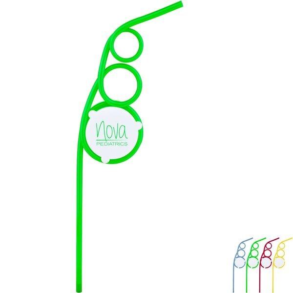 Logo Silly Straws