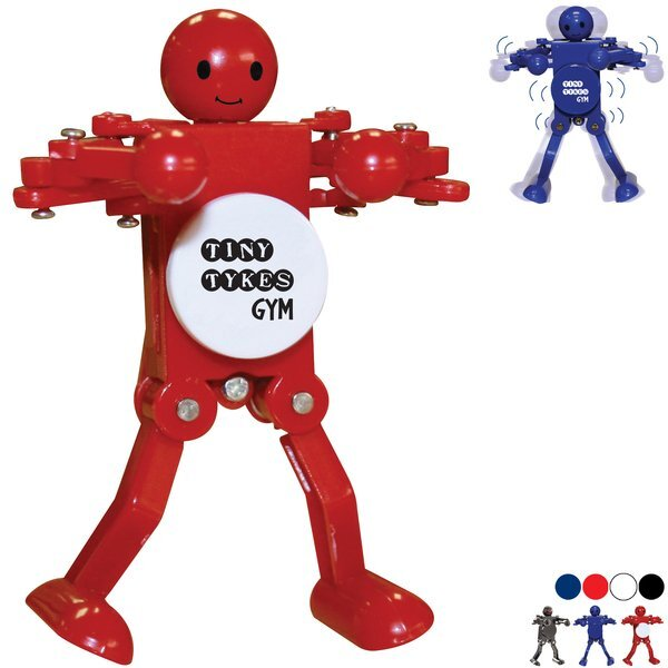 Boogie Bot™ Wind Up Figure