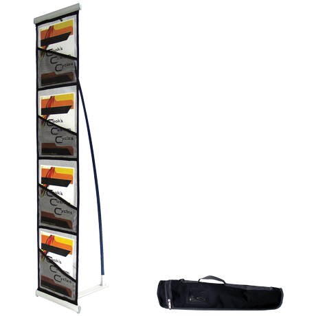 Exhibitor™ Series 110 Literature Display