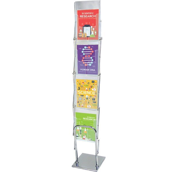 Exhibitor™ Series 200 Literature Display