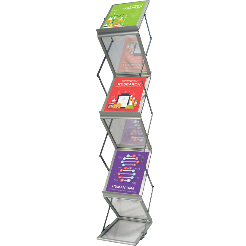 Exhibitor™ Series 220 Literature Display