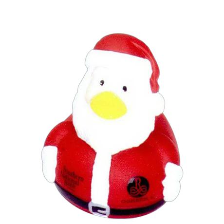 Santa Claus Rubber Ducky
