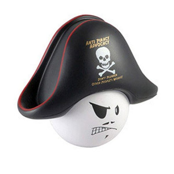 Pirate Madcap Stress Reliever