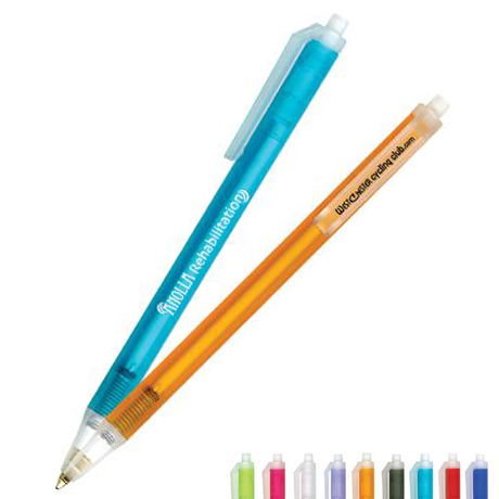 BIC® Clic Stic® Ice Retractable Pen