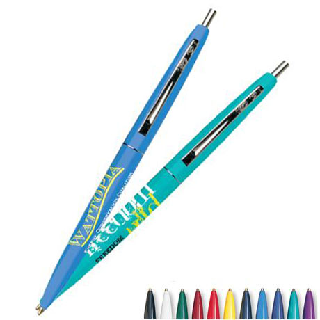 BIC® Clic® Pen Nickel Trim