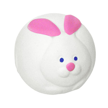Bunny Rabbit Ball Stress Reliever