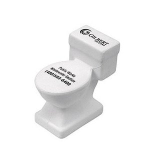Toilet Stress Reliever