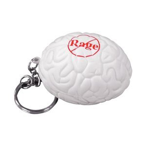 Brain Stress Reliever Key Chain