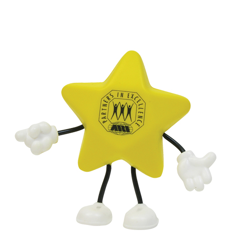 Star Stress Relief Figure