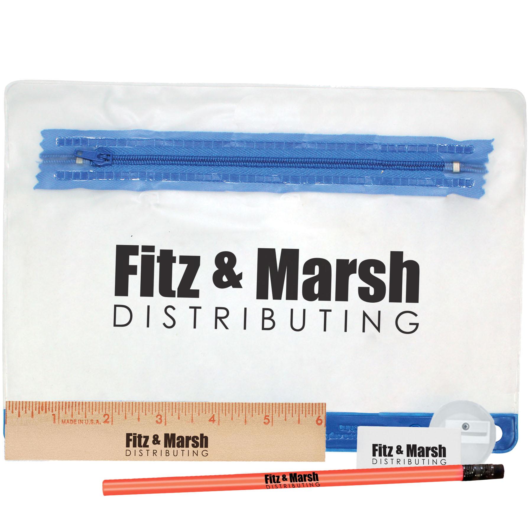 Notebook Mate School Kits II w/ Wooden Ruler