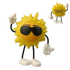 Cool Sun Figure Stress Reliever