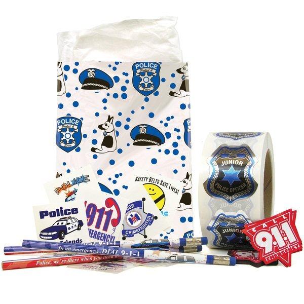 Standard Police Open House Kit, Stock