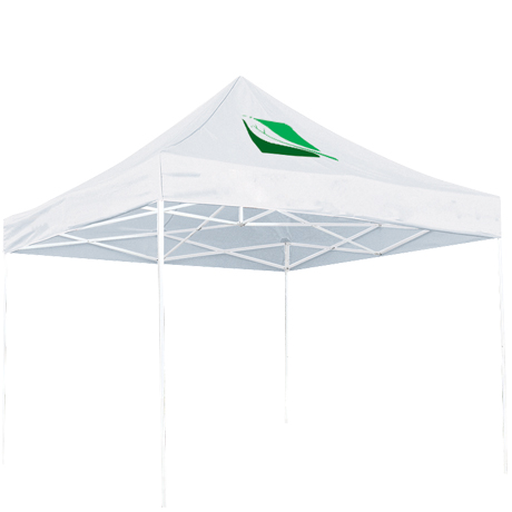 ShowStopper™ Standard 10' Square Event Tent, One Location
