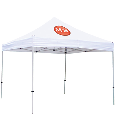 ShowStopper™ Deluxe 10' Square Event Tent, One Location