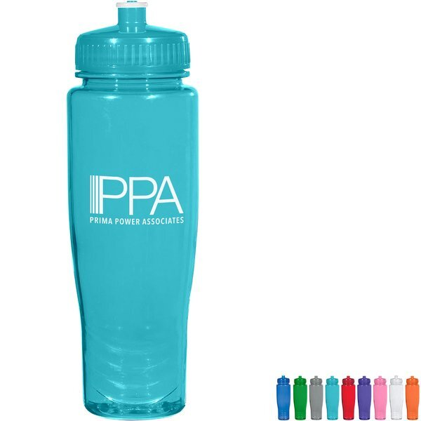 Poly Clean™ Plastic Bottle, 28oz.