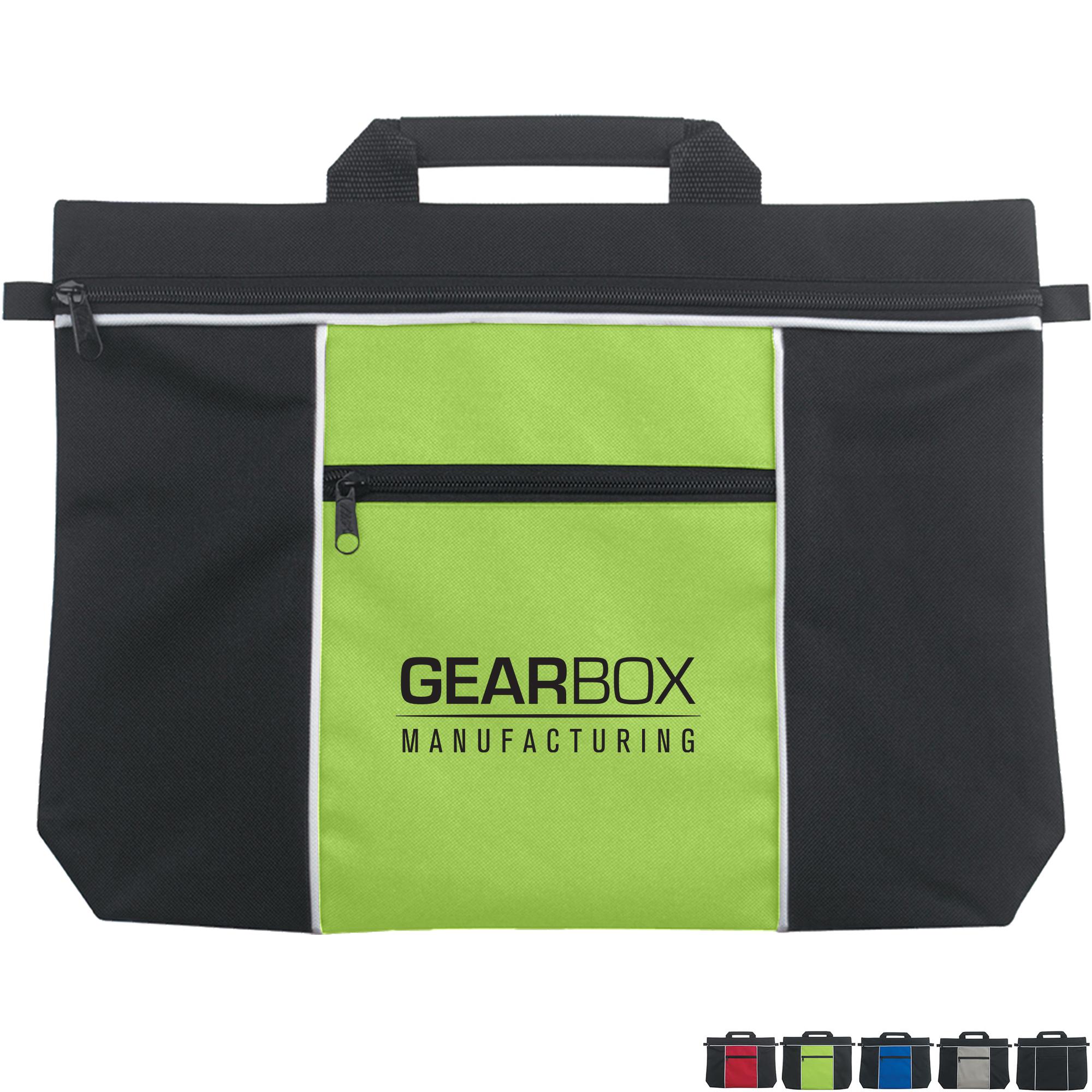 Metro 600D Document Bag