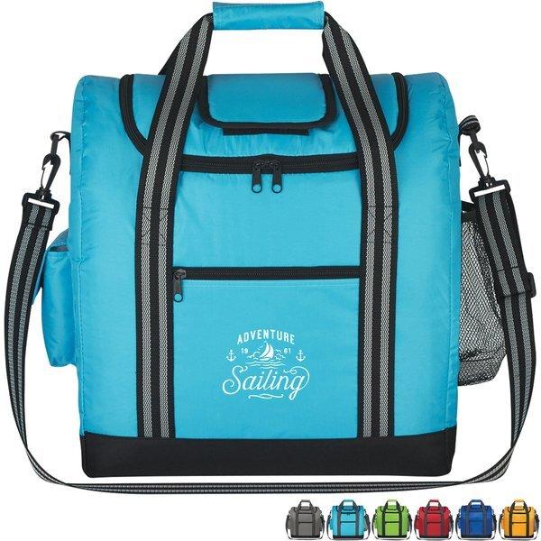 Aventura 28 Can Nylon & Polyester Cooler Bag