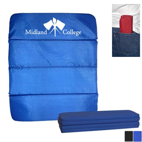 Economy Foldable Stadium Cushion