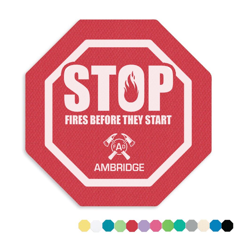 Stop Sign Jar Gripper