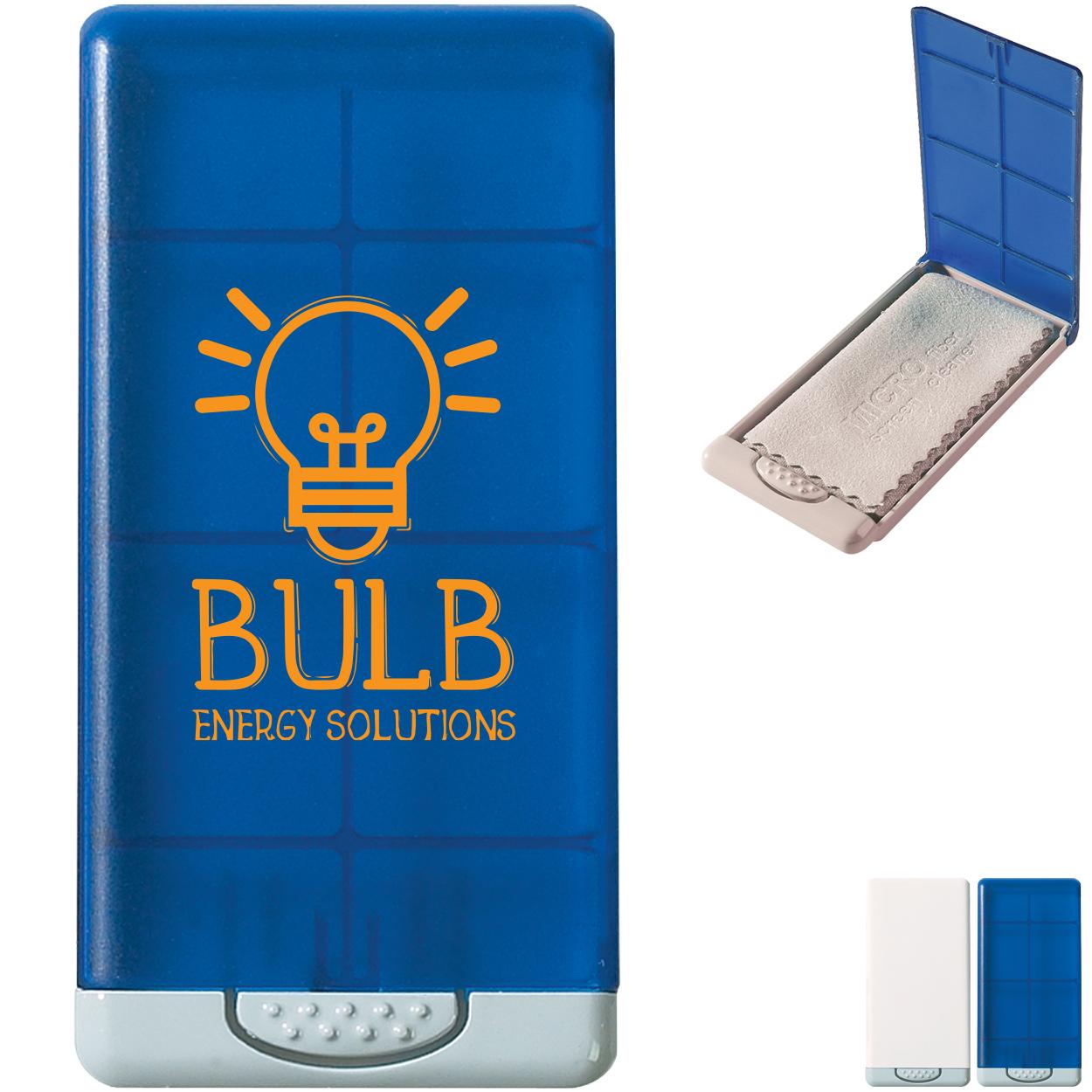 Microfiber Screen Cleaner in Case