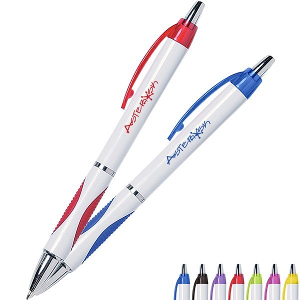 Cancun Retractable Ballpoint Pen