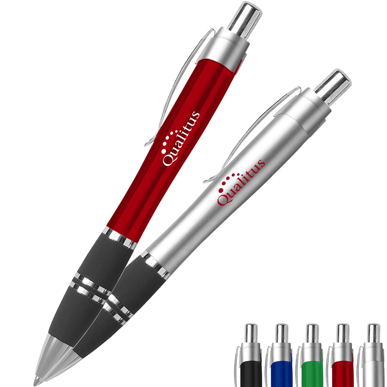 Tri-Band Click Pen