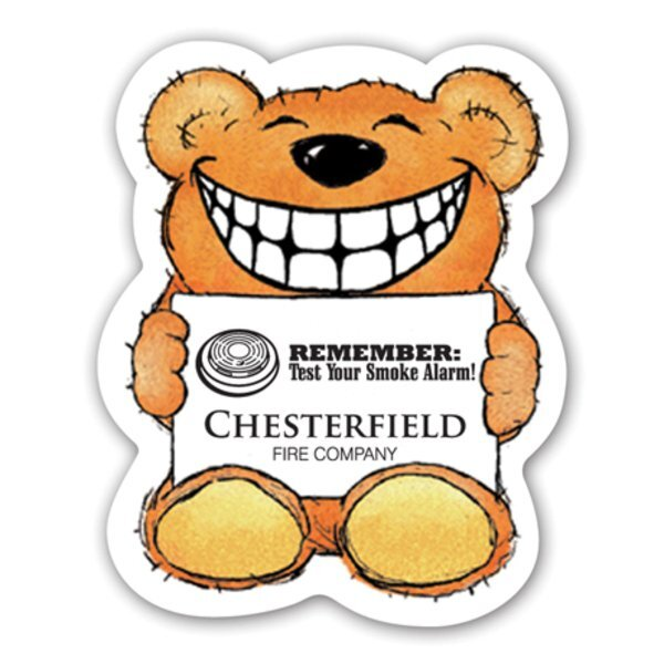 Smile Bear Magnet