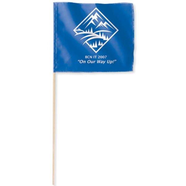"""Fan Flag, 12"""" x 14"""""""