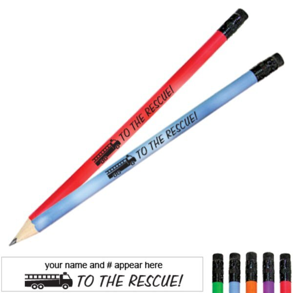 To the Rescue Mood Pencil