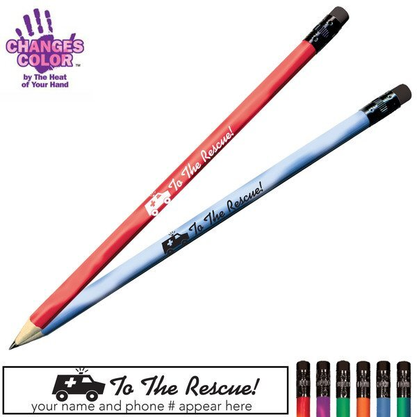 To the Rescue Mood Color Changing Pencil