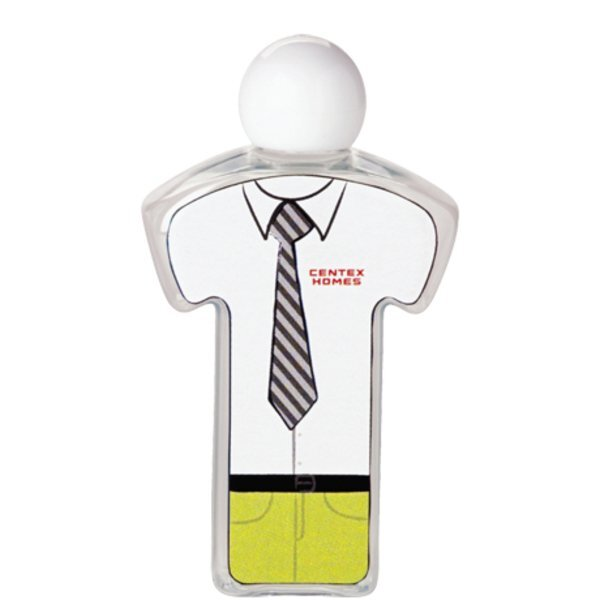 Uniform Hand Sanitizer Gel - Businessman, 2.19oz.