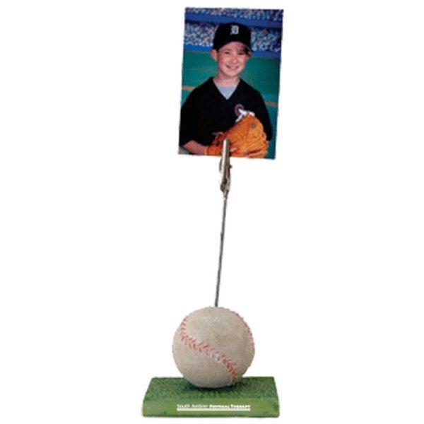 Sports Memo & Photo Clip, Baseball