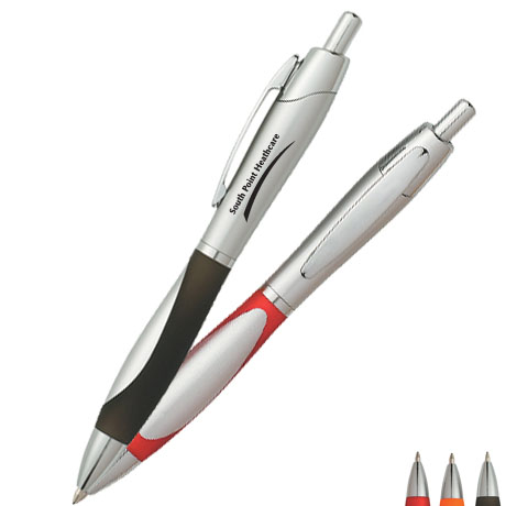 Sierra Silver Click Pen