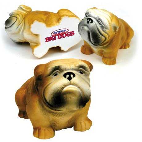 Bulldog Stress Ball