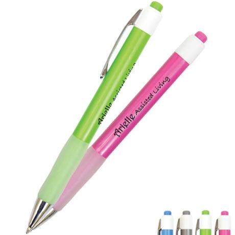 Halo Retractable Ballpoint Pen
