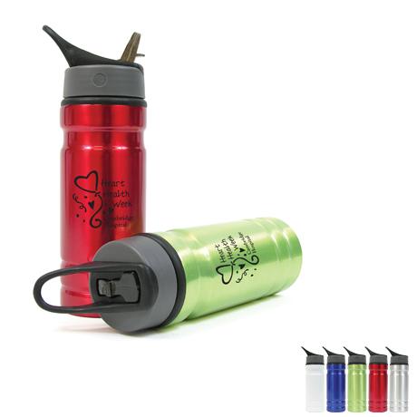 Odyssey Aluminum Bottle, 24oz., BPA Free