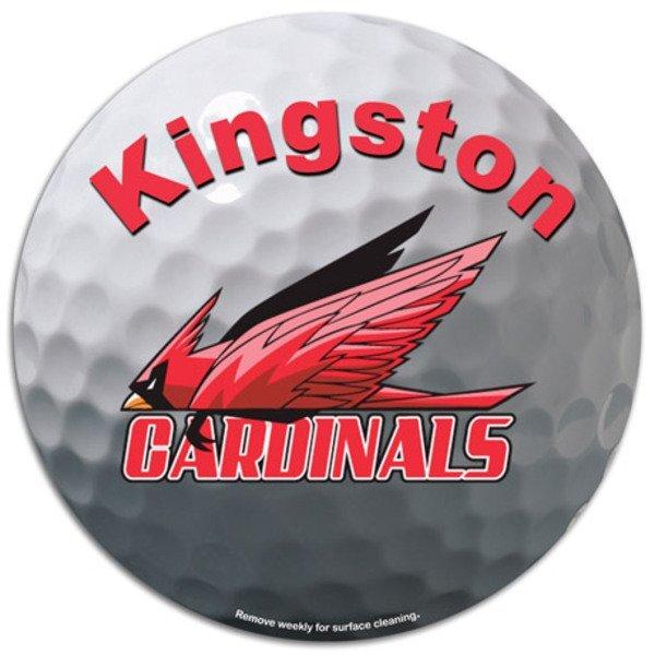 Golf Ball Car Sign Magnet