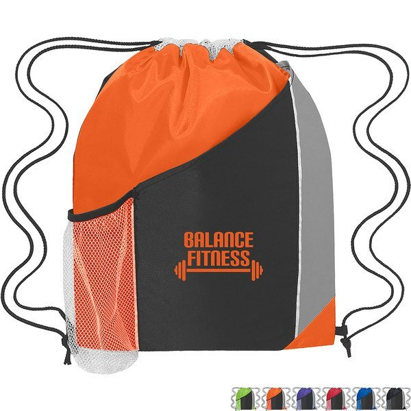 Tri-Color Polyester Sports Pack